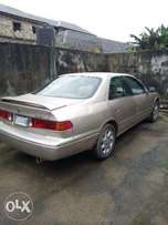 Clean camry 2.2