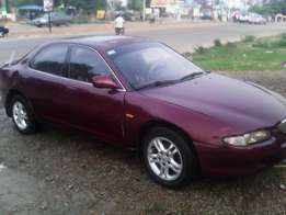 Nigerian Used Mazda but in good condition