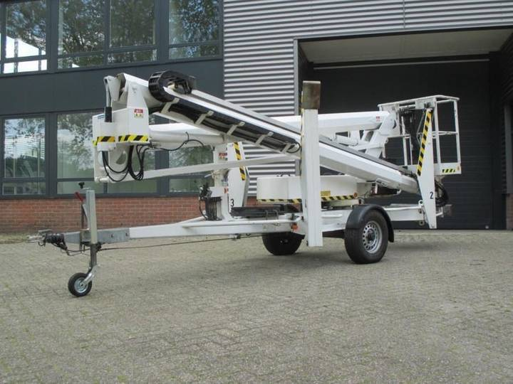 Niftylift Nl170 - 2008
