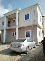 Brand new 3bed room flat at pump and sell ado ajah for rent
