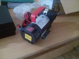 Diesel transfer pump 12volts
