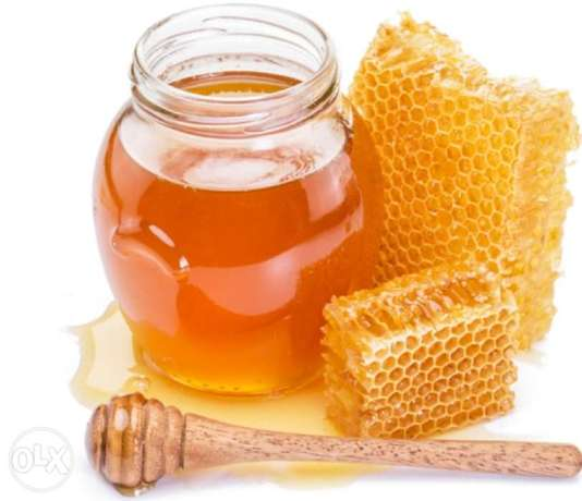 Pure honey from Afghanistan