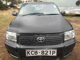 Toyota Succeed, KCB,1500cc at a good and negotiable price.