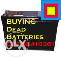 Old inverter Battery Portharcourt Rivers