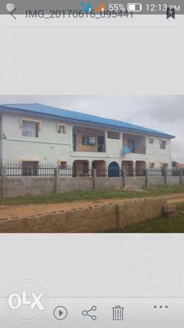 To Let: Tastefully 2 Bedrooms Flat, all room ensuite and Fully Tiled. Ilorin West - image 1