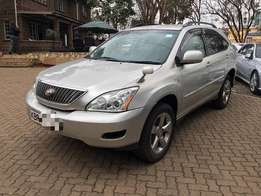 Toyota Harrier 3000cc Fully loaded accident free,original paint