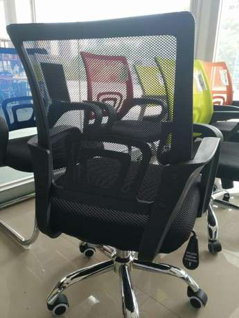 Orthopedic Mesh back chairs Mountain View - image 2