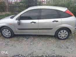 Clean tokumbo Ford focus 2003 model for sale