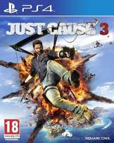 Just Cause 3 en The Division Limited Edition for PS4