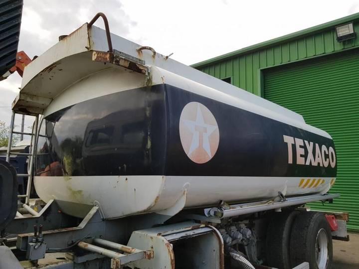steel tank fuel tank - 2000