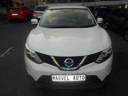 2015 Nissan Qashqai 1.5 Dci Acenta For R270,000