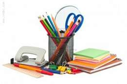 Branded water and stationery supplier