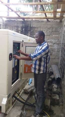 We do Generators installations and commissioning Nairobi CBD - image 1