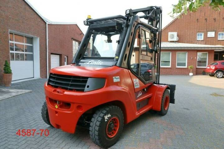 Linde H 80 D 900 - 2012 - image 4