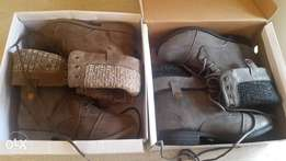 Brand new boots for sale size 5