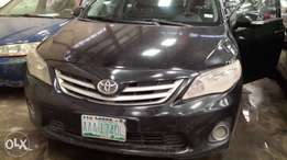 buy and drive Toyota Corolla 012 first body with full option