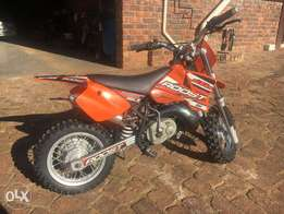KTM Mini Adventure 50cc