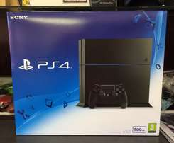Basically Brand new PS4 Console