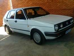 1 owner vw golf 2 automatic