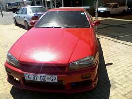 SA reg legally nissan skylinr R34 RB25 motor