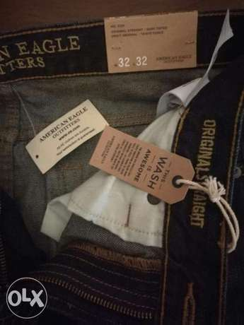 American Eagle Jeans: Brand New (W:32, L:32)