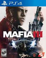 Mafia 3 on PS4 for sale or swap