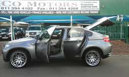 BMW X6, 3,5d Excellent condition trade in are welcome