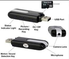 USB disk Spy Camera with Motion Detection Activation