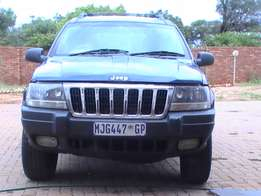 Jeep Grand Jerokee For Sale
