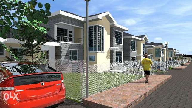 4 Bedroom ultra modern mansionettes with DSQ sale Ngong Township - image 4