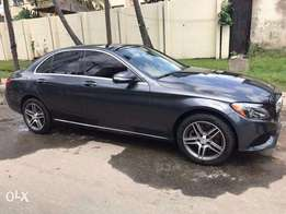 2015 Mercedes Benz C300 Available