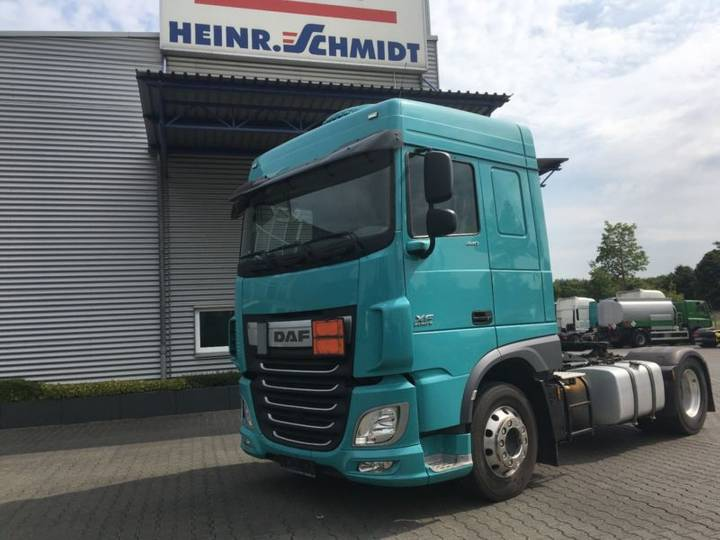 DAF FT XF 440 Space Cab Kipphydraulik - 2014
