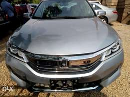 A very neat 2016 foreign used Honda accord for sale