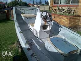 4.2m Cathedral Hull Boat