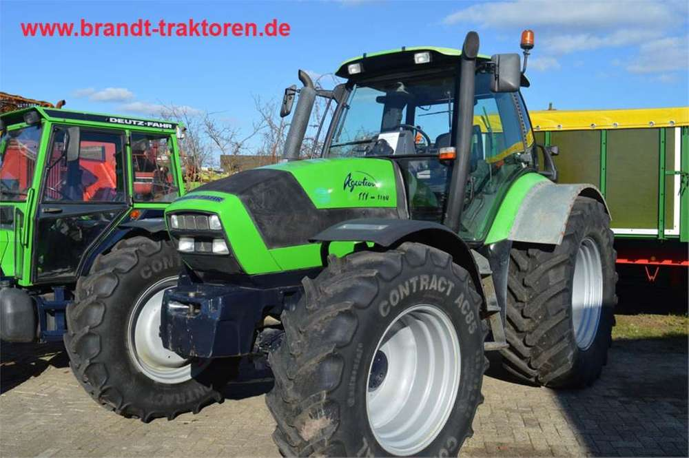 Deutz-fahr Agrotron Ttv 1160 - 2004