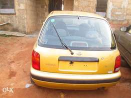 Clean Foreign used Nissan Micra