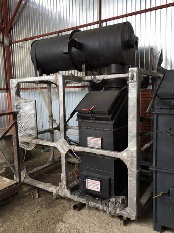 Продается новая печь утилизатор опасных отходов УТ100Д Киев - изображение 2