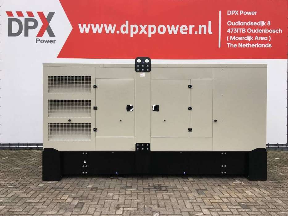 Scania DC13 - 550 kVA Generator - DPX-17953 - 2019