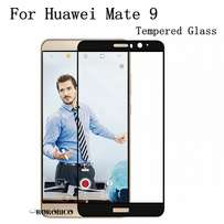 3D Full Curve-Fit Glass protector for Huawei Mate 9 and GR5 2017