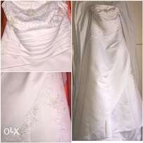Imported Wedding Gown New York USA