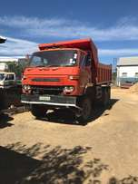 Nissan CW Series 10 cube tipper for sale