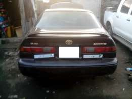 Clean Toyota Camry 1999 Black