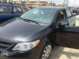 very clean first body Toyota Corolla 2012 with full option