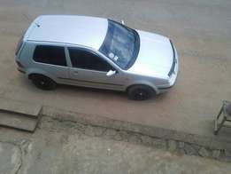 Golf 4 in good condition