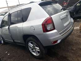 Jeep Compass 2014 2.0 ltd Stripping for Spares