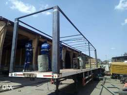Trailertech Uganda - Truck & Trailer Body Building in Kampala Uganda