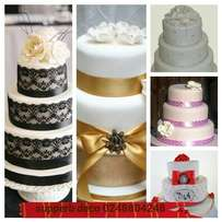 Superb cake making and decoration for just 150cedis