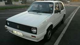 1997 1.3 Volkswagen Citi Golf Chico5 speed
