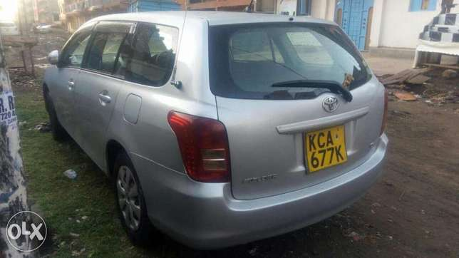 Toyota Fielder KCA..Very Clean and in Excellent condition. Parklands - image 3