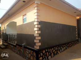 Executive two bedroom house is available for rent in bweyogerere